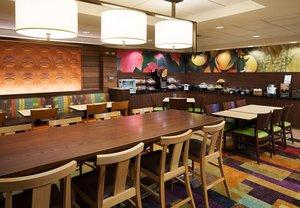 Restaurant - Fairfield Inn by Marriott Midway Bedford Park