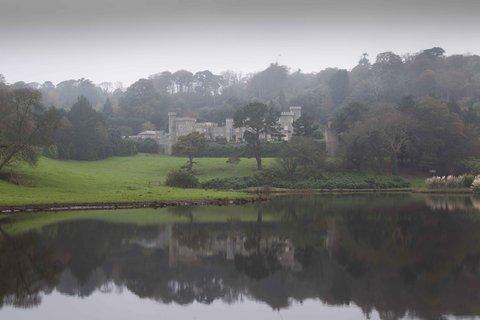 Caerhaes Castle - local attraction