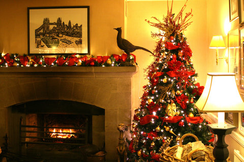 Christmas at The Nare