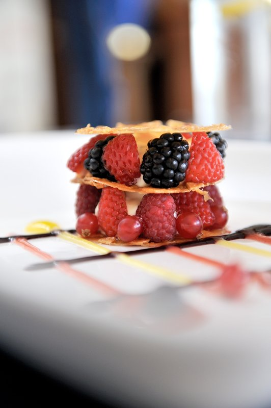 The Nare Hotel - millefeuille