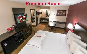 Room   Red Roof Inn Plus West Springfield ...