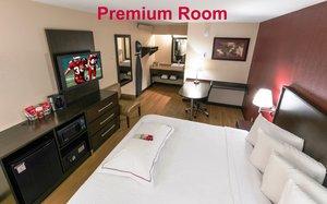 Room   Red Roof Inn Plus Timonium ...