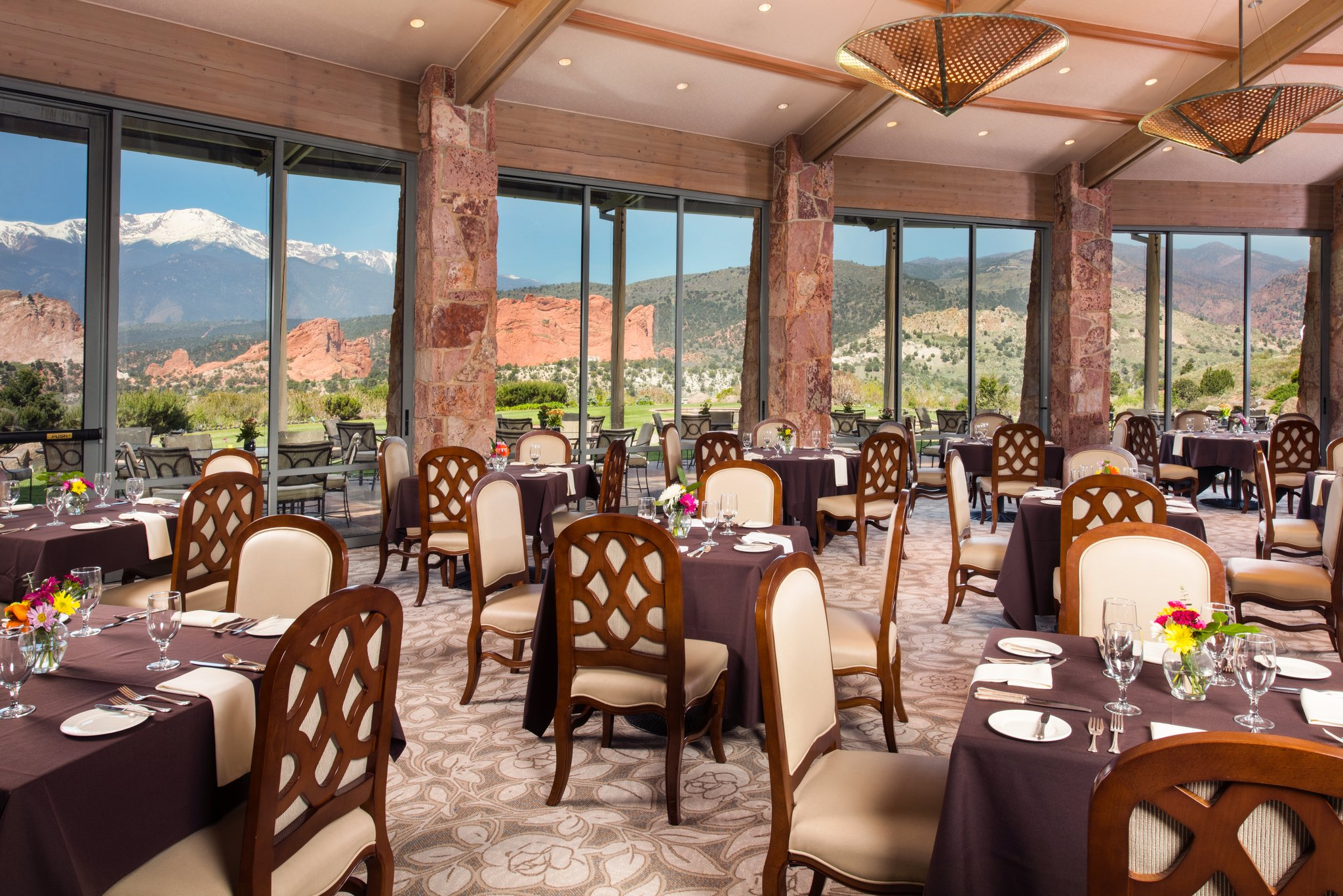 Meetings and Events at Garden Of The Gods Collection, Colorado ...