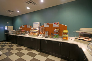 Restaurant - Holiday Inn Express Hotel & Suites North Charlotte