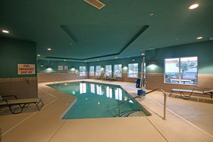Pool - Holiday Inn Express Hotel & Suites North Charlotte