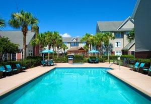 Fitness/ Exercise Room - Residence Inn by Marriott Jacksonville