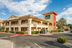 Exterior view - Quality Inn & Suites Lathrop