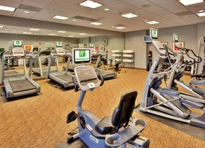 Fitness/ Exercise Room - Holiday Inn Convention Center Ontario