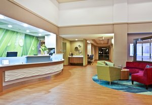 Lobby - SpringHill Suites by Marriott Elmhurst
