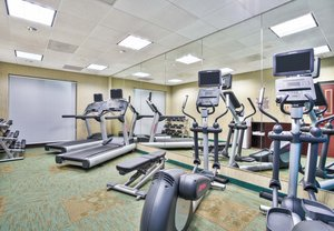 Fitness/ Exercise Room - SpringHill Suites by Marriott Elmhurst