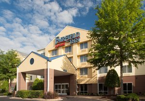Exterior view - Fairfield Inn by Marriott Airport Greenville