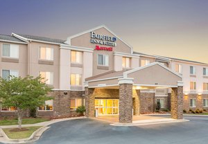 Exterior view - Fairfield Inn & Suites by Marriott Columbus