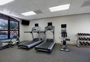 Fitness/ Exercise Room - Residence Inn by Marriott DFW Airport North Grapevine