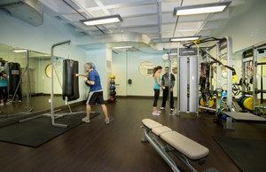 Fitness/ Exercise Room - Edgewater Hotel Madison