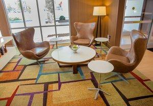 Lobby - Fairfield Inn by Marriott Lumberton