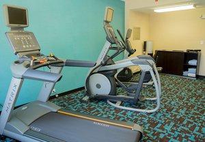 Fitness/ Exercise Room - Fairfield Inn by Marriott Lumberton