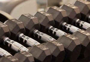 Fitness/ Exercise Room - Fairfield Inn by Marriott Humble