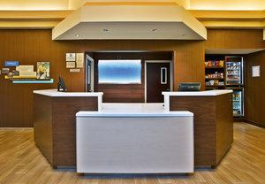 Lobby - Fairfield Inn by Marriott Midway Bedford Park