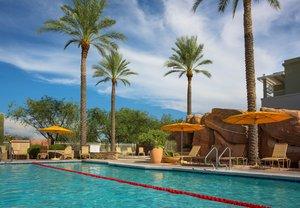 Fitness/ Exercise Room - Marriott Vacation Club Canyon Villas Phoenix