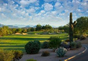 Golf - Marriott Vacation Club Canyon Villas Phoenix