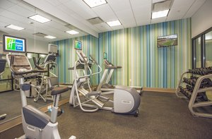 Fitness/ Exercise Room - Holiday Inn Express Hotel & Suites North Shore Pittsburgh