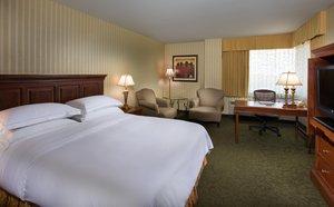 Room - Hilton Hotel Northbrook