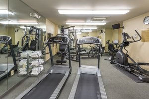 Fitness/ Exercise Room - Candlewood Suites Miramar Beach