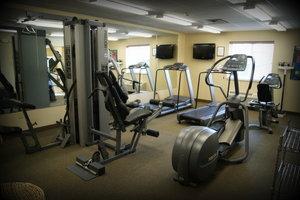 Fitness/ Exercise Room - Candlewood Suites Polaris Columbus