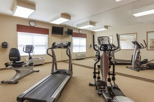 Fitness/ Exercise Room - Country Inn & Suites by Carlson Bradley Park Columbus