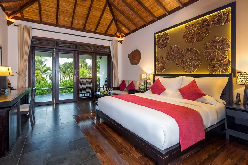 Deluxe King Bed at Amiana Resort
