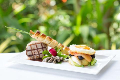 Restaurant Menu - Main Course at Amiana Resort