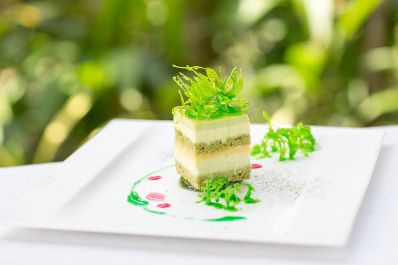 Restaurant Menu - Dessert at Amiana Resort