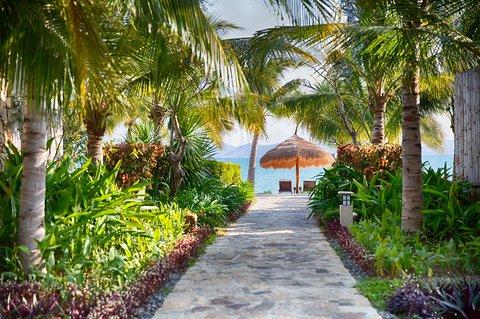 Garden View at Amiana Resort