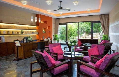 Spa Reception at Amiana Resort