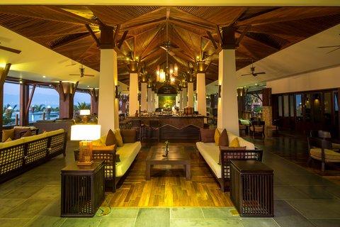 Lobby at Amiana Resort