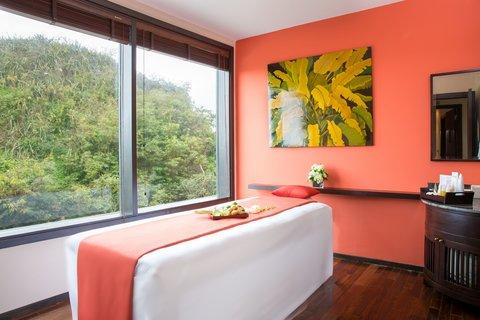 Treatment Room at Amiana Resort