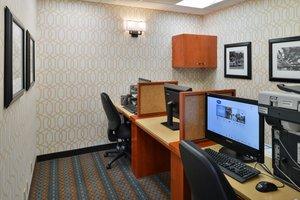 Conference Area - Hampton Inn & Suites University Northwest Calgary
