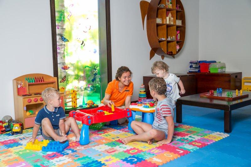 Kids Club at Amiana Resort