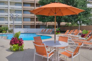 Pool - Holiday Inn Forest Park St Louis