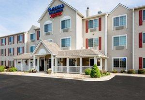 Exterior view - Fairfield Inn by Marriott Worlds of Fun Kansas City