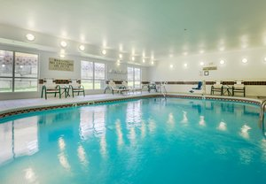 Fitness/ Exercise Room - Fairfield Inn by Marriott Worlds of Fun Kansas City