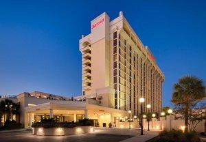 Exterior view - Marriott Hotel Charleston