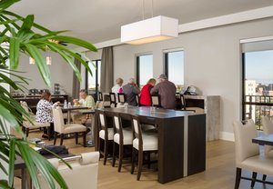 Bar - Marriott Hotel Charleston