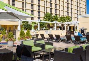 Fitness/ Exercise Room - Marriott Hotel Charleston