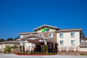 Exterior view - Holiday Inn Express Hotel & Suites San Dimas