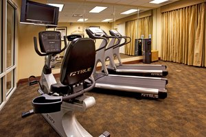 Fitness/ Exercise Room - Holiday Inn Express Hotel & Suites Northlake Columbus