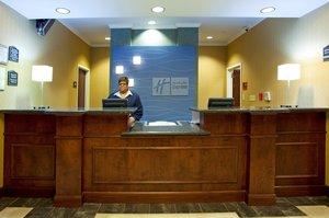 Lobby - Holiday Inn Express Hotel & Suites Northlake Columbus