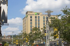 Exterior view - Holiday Inn Express Hotel & Suites North Shore Pittsburgh