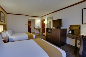 Room - Holiday Inn Express Hotel & Suites North Charleston