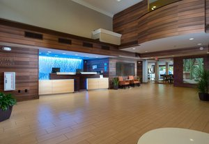 Lobby - Fairfield Inn & Suites by Marriott Northwoods Mall
